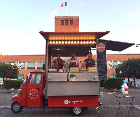 campana-street-food-Festa dello Sport-pontinia